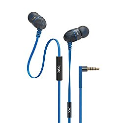 boAt BassHeads 225 Special Edition In-Ear Headphones with Mic (Blue) @ Rs.599