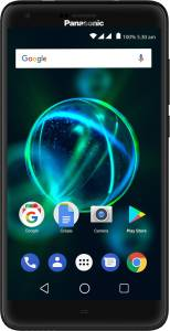 Panasonic P55 Max (Matte Black, 16 GB Internal Memory, 3 GB RAM, Dual Sim) @ Rs.8499