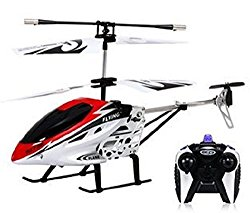 Saffire Flying Remote Control Helicopter, Multi Color @ Rs.999