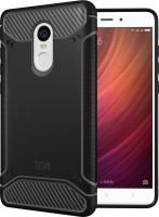 Tudia Back Cover for Xiaomi Redmi Note 4 (Black, Rugged Armor) @ Rs.499