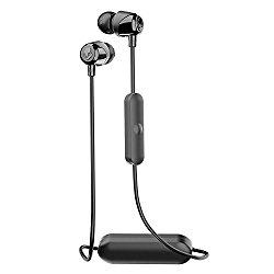 Skullcandy Jib Wireless In-Ear Earphones with Mic (Black) @ Rs.2299