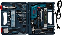 Bosch GSB 500 RE Power & Hand Tool Kit (92 Tools) @ Rs.3299
