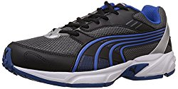 Puma Men's 18877215 Dark Grey and Blue Running Shoes - 8 UK/India (42 EU)