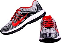 The Scarpa Shoes TeddyRed Running Shoes (Red) @ Rs.299