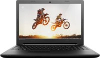 Lenovo Core i3 6th Gen (4 GB/500 GB HDD/DOS) Ideapad 110 Laptop(15.6 inch, Black, 2.2 kg)