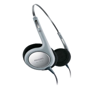 Philips SBCHL140/98 On-Ear Wired Headphone (Grey) @ Rs.249