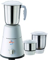 Bajaj GX1 500 W Mixer Grinder(White, 3 Jars) @ Rs.1899