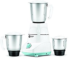 Orient Electric Kitchen Kraft MGKK50B3 500-Watt Mixer Grinder with 3 Jars (White)