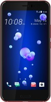 HTC U11 (Solar Red, 128 GB, 6 GB RAM)