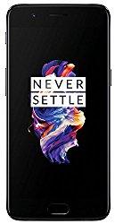OnePlus 5 (Slate Gray, 128GB Memory, 8GB RAM) + Rs.1500 discount*