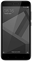 Redmi 4 (Black, 32 GB, 3 GB RAM, Dual Sim) @ Rs.8999