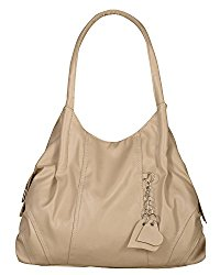 Fostelo Women's Style Diva Shoulder Bag (Cream) (FSB-785) @ Rs.629