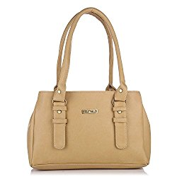 Fostelo Women 's Shoulder Bag (Beige,Fsb-413) @ Rs.789