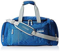 American Tourister Nylon 55 cms Blue Travel Duffle (40X (0) 01 008) @ Rs.1532