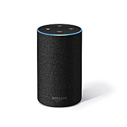 Amazon Echo (Includes 1 Year Prime Membership) - Black