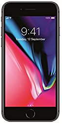 Apple iPhone 8 Plus (Space Grey, 64GB)