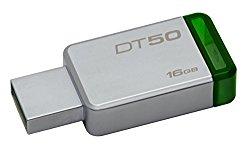 Kingston 16GB DataTraveler 50 USB 3.0 Flash Drive