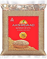 Aashirvaad Superior MP Atta Bag, 10kg