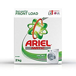 Ariel Matic Front Load Detergent Washing Powder - 2 kg