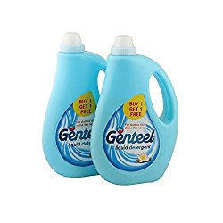 Genteel Liquid Detergent - 1 kg + 1 kg (Buy 1 Get 1 Free)