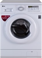 LG 6 kg Fully Automatic Front Load Washing Machine White (FH0B8NDL22)