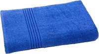 HomeStrap Cotton Bath Towel (Royal Blue)