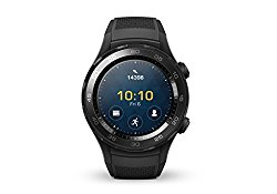 Huawei Watch 2 (Smart watch, Carbon Black) @ Rs.19999