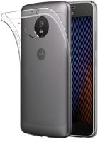 Flipkart SmartBuy Back Cover for Motorola Moto G5 Plus (Transparent)