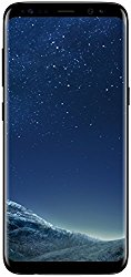 Samsung Galaxy S8 (Midnight Black, 64 GB, 4 GB RAM)