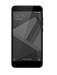 Redmi 4 (Black, 4GB RAM, 64GB)