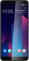 HTC U11+ (Amazing Silver, 128 GB, 6 GB RAM)