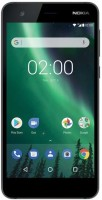 Nokia 2 (Pewter/ Black, 8 GB, 1 GB RAM)